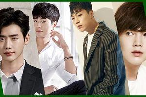 6 nam diễn viên Hàn Quốc sẽ nhập ngũ trong năm 2018