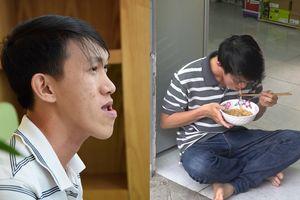 Chuyện đời cay nghiệt của chàng thạc sĩ trẻ 'chạy xe ôm' bị miệt thị vì gương mặt lưỡi cày