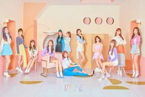 Vừa debut, IZ*ONE đã cùng TWICE - BlackPink lọt top girlgroup tiêu thụ album khủng nhất Kpop tuần đầu