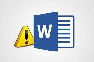 Sử dụng Microsoft Word đời cũ có thể bị hacker tấn công