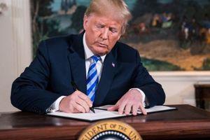 Mỹ áp lệnh trừng phạt nặng nề chưa từng có với Iran