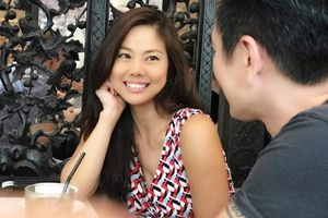 Hồ Lệ Thu hẹn hò bạn trai tại Sài Gòn
