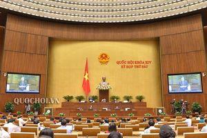 Quốc hội cho ý kiến về việc thông qua Hiệp định CPT