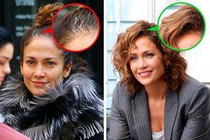 Cách giấu tóc bạc trên đầu mà không cần nhuộm