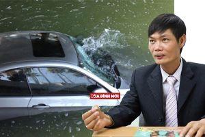 Kỹ sư Lê Văn Tạch tiết lộ cách thoát khỏi xe ô tô bị chìm trong nước nhanh và an toàn nhất