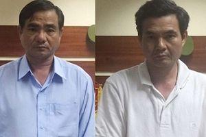Bến Tre: Bắt tạm giam 2 cựu cán bộ