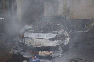 Nhiều xe Audi tại Việt Nam cháy bất thường