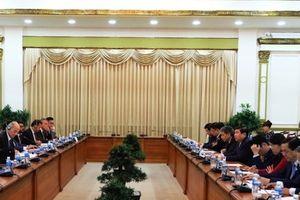 Nhiều doanh nghiệp Pháp mong muốn đầu tư tại TP. Hồ Chí Minh
