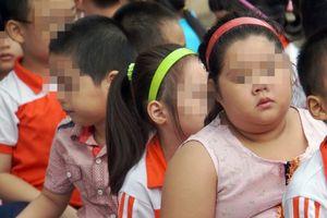 18,6% học sinh Hà Nội thừa cân, béo phì