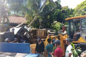 'Hung thần' xe ben gây tai nạn liên hoàn ở Mũi Né