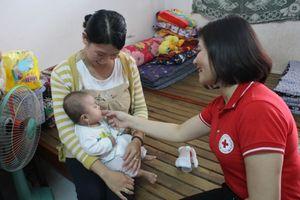 Đánh giá công tác Tình nguyện viên Chữ thập đỏ ở các tỉnh Đồng bằng sông Cửu Long