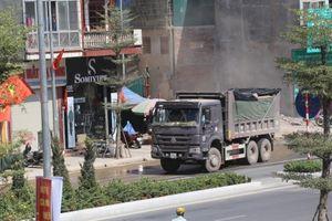 Quảng Ninh: Xe quá tải cày nát tuyến đường kiểu mẫu 700 tỷ đồng tại Hạ Long