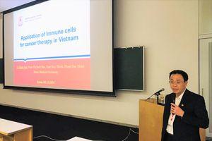 Việt Nam có 2 báo cáo tại Hội nghị khoa học quốc tế ở Nhật