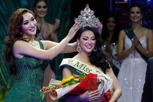 Clip chia sẻ đầu tiên của Phương Khánh sau đăng quang Miss Earth