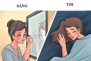 10 sai lầm nghiêm trọng khi làm đẹp khiến bạn nhanh già, nhiều vết nhăn