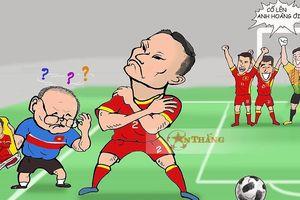 Biếm họa 24h: CĐV Việt Nam mơ vô địch AFF Cup 2018, Suarez gánh Barca