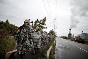 Mỹ và Hàn Quốc khôi phục tập trận trước thềm đàm phán với Triều Tiên