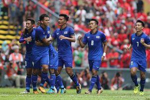 Thái Lan chốt danh sách chính thức dự AFF Cup 2018