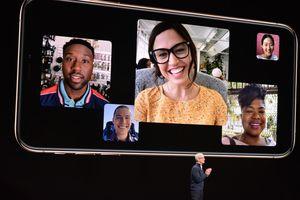 Những thiết bị nào có thể gọi FaceTime theo nhóm?