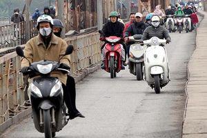 Gió mùa đông bắc tràn về, Hà Nội lạnh 18 độ