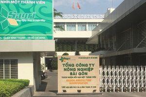 Kỷ luật Cảnh cáo Tổng Giám đốc Công ty Nông nghiệp Sài Gòn