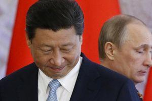 'Đòn vây' chống lại Mỹ: Điều gì bí ẩn trong quan hệ Nga và Trung Quốc?