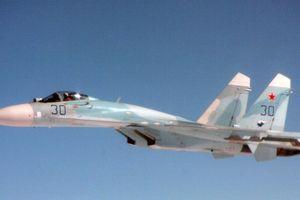 Mỹ cáo buộc Su-27 Nga áp sát nguy hiểm máy bay do thám EP-3