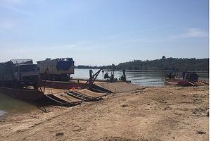 Điều tra vụ 3 xe tải chở hơn 40m³ gỗ lậu chờ tẩu tán