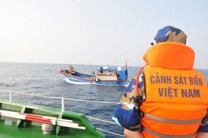 Cảnh sát biển là lực lượng vũ trang nhân dân