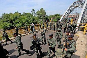 Venezuela tăng cường an ninh biên giới