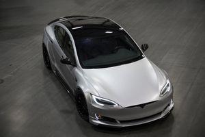 Tesla Model S phiên bản thân rộng giá hơn 200.000 USD