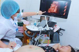Bà bầu siêu âm nhiều có gây hại cho thai nhi?
