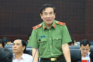 Tướng công an nói về 'xã hội đen' đòi nợ thuê ở Đà Nẵng