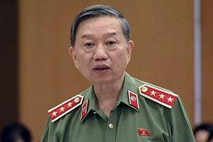 Bộ trưởng Tô Lâm: Tập trung điều tra các đại án tham nhũng
