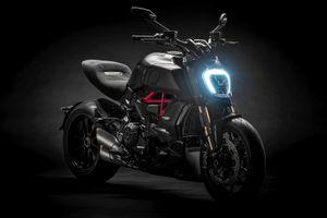 Ducati Diavel 1260 thế hệ mới ra mắt, hầm hố và hiện đại hơn