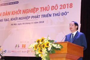 Hà Nội sẽ triển khai đề án hỗ trợ khởi nghiệp sáng tạo từ năm 2019