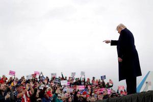 Nước Mỹ sôi động trước 'giờ G' bầu cử giữa kỳ