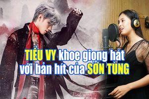 Hoa hậu Tiểu Vy khiến dân mạng phát sốt khi khoe giọng hát với bản hit 'Lạc trôi' của Sơn Tùng M-Tp