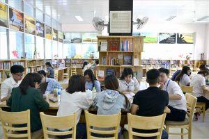 Gieo mầm 'Văn hóa đọc'
