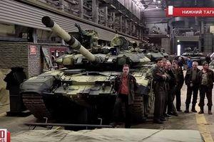 Nga nói về hợp đồng tăng T-90 với Việt Nam