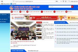 TPHCM ra mắt kênh cung cấp thông tin pháp luật