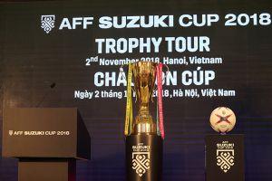 AFF Suzuki Cup 2018 trước giờ bóng lăn