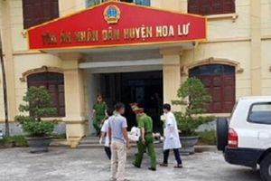 Ninh Bình: Xét xử đối tượng nhiễm HIV cưỡng hiếp bé 11 tuổi