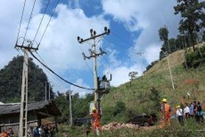 Thêm 13 bản của Sơn La có điện lưới quốc gia