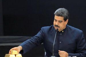 Venezuela tìm cách 'hồi hương' 14 tấn vàng ở Anh