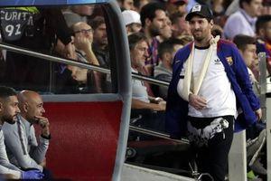Inter Milan – Barcelona (Lượt đi 0-2): Có vội với Lionel Messi?