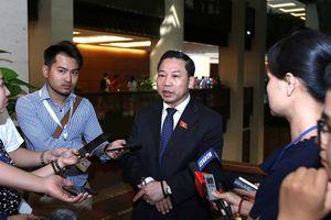 ĐBQH Lưu Bình Nhưỡng nói gì về cuộc tranh luận với ngành công an?