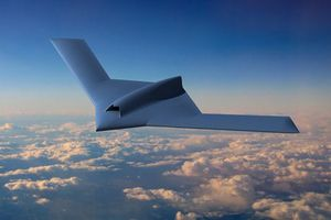 Máy bay tàng hình không người lái mới toanh của Trung Quốc