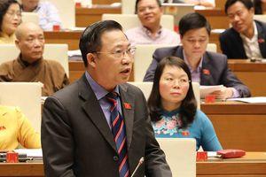 Bộ Công an lên tiếng về tranh luận với ĐBQH Lưu Bình Nhưỡng