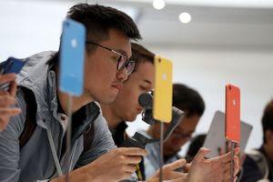Apple hủy nhiều dây chuyền sản xuất iPhone Xr